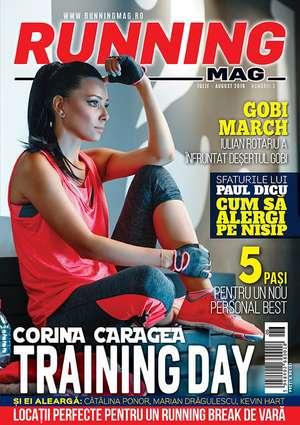 Running Mag, Numărul 3 de Running Mag