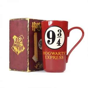 HP - Platform 9 & Three Quarters Latte Mug