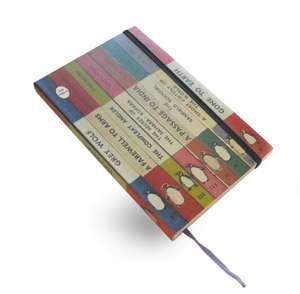Notebook - Spines (desktop, lined) de VARIOUS