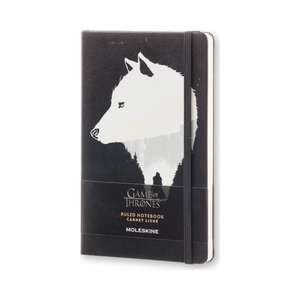 Game of Thrones Ruled Notebook