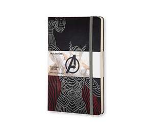 Moleskine The Avengers Limited Edition Notebook Large Ruled Hard - Thor