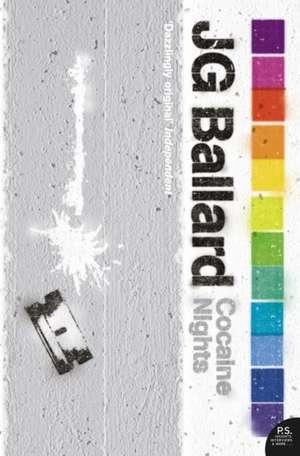 Cocaine Nights de J. G. Ballard