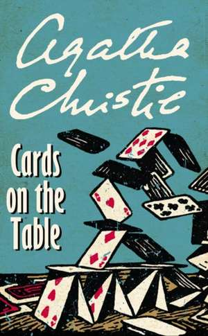 Cards on the Table de Agatha Christie