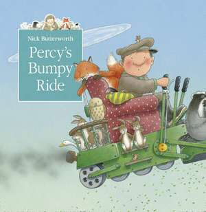 Percy S Bumpy Ride (Tales from Percy S Park)