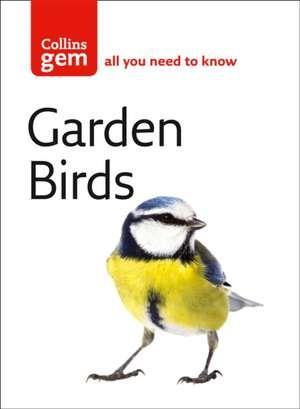 Garden Birds de Stephen Moss