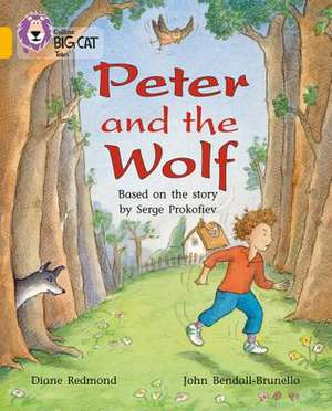 Peter and the Wolf de Diane Redmond