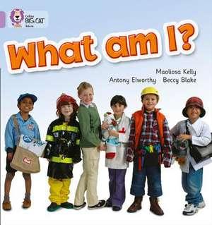 What Am I? de Maoliosa Kelly