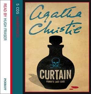 Curtain de Agatha Christie