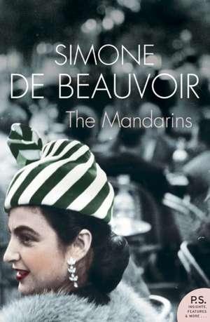 The Mandarins de Simone de Beauvoir