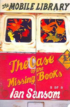 The Case of the Missing Books de Ian Sansom