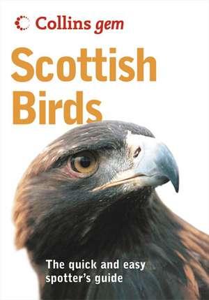 Scottish Birds de Valerie Thom