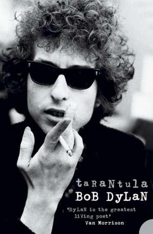 Tarantula de Bob Dylan