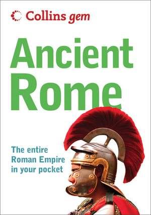 Ancient Rome de David Pickering