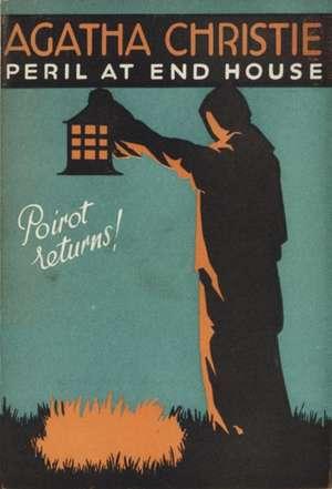 Peril at End House de Agatha Christie