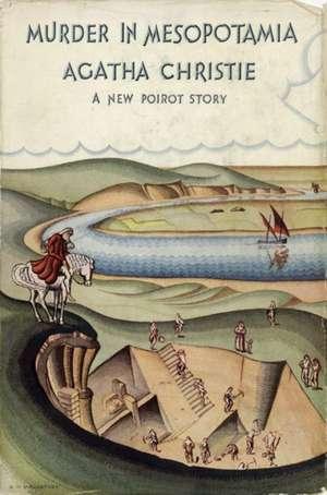 Murder in Mesopotamia de Agatha Christie
