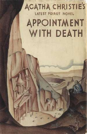 Appointment with Death de Agatha Christie