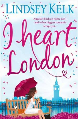 Kelk  L: I Heart London