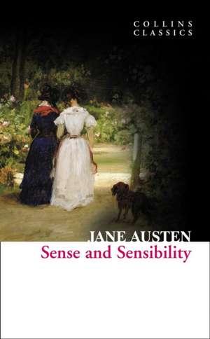 Sense and Sensibility (Collins Classics) de Jane Austen