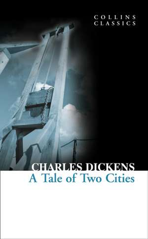 A Tale of Two Cities de Charles Dickens