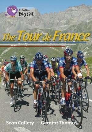 The Tour de France: Band 18/Pearl de Sean Callery