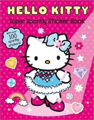 Hello Kitty Super Sparkly Sticker Book