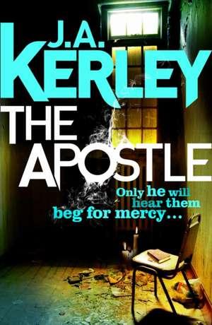 The Apostle (carson Ryder  Book 12)
