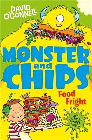 Food Fright de David O'Connell