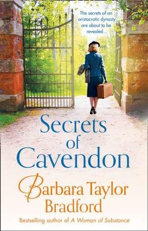 Secrets of Cavendon de Barbara Taylor Bradford