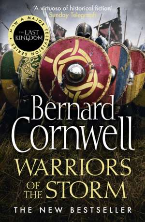 Warriors of the Storm de Bernard Cornwell