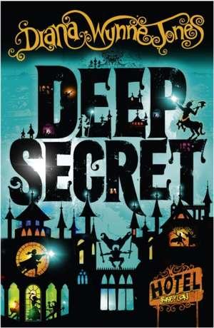 Deep Secret de Diana Wynne Jones
