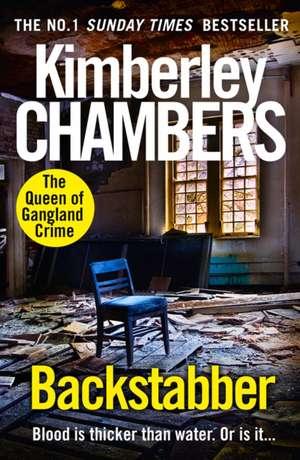 Backstabber de Kimberley Chambers