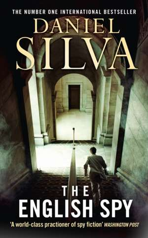 The English Spy de Daniel Silva