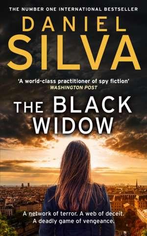 The Black Widow de Daniel Silva