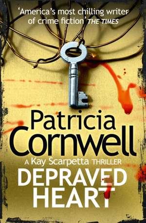 Depraved Heart de Patricia Cornwell