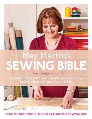 May Martin S Sewing Bible