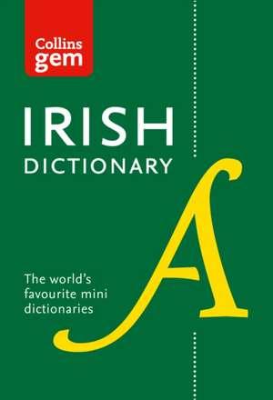 Collins Gem -- Irish Dictionary