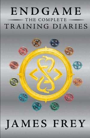 Endgame Training Diaries 1-3 Bind Up