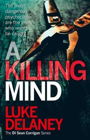 Killing Mind de Luke Delaney