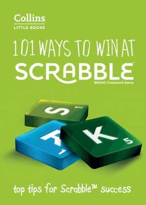 101 Ways to Win at Scrabble de Barry Grossman