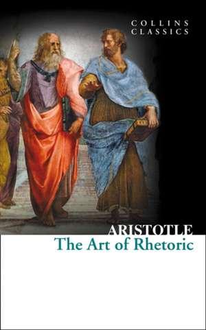 The Art of Rhetoric de  Aristotle