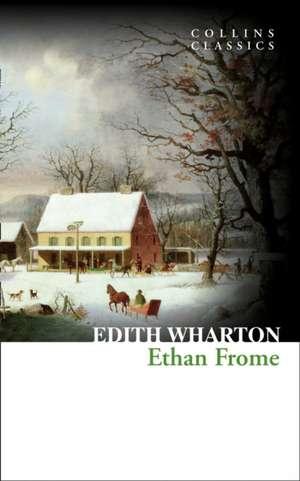 Ethan Frome de Edith Wharton