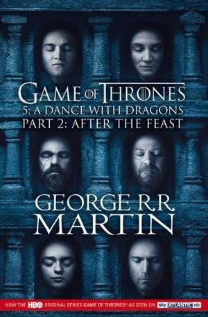 A Song of Ice and Fire 05. A Dance With Dragons. TV Tie-In de George R. R. Martin