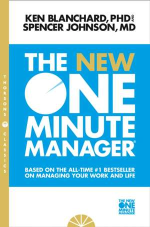 The New One Minute Manager de Kenneth H. Blanchard