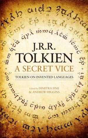 A Secret Vice de J. R. R. Tolkien