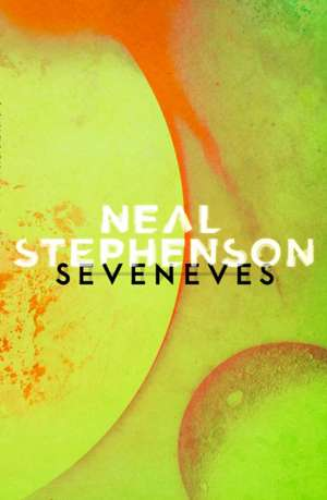 Seveneves de Neal Stephenson