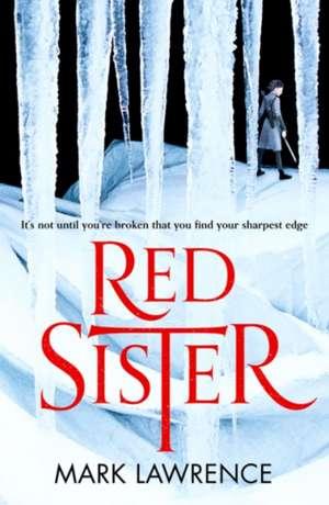 Red Sister de Mark Lawrence