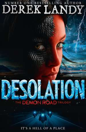 Demon Road 02. Desolation