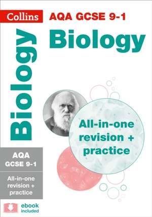 AQA GCSE Biology All-in-One Revision and Practice