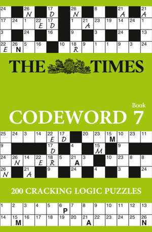 The Times Codeword 7 de  The Times Mind Games