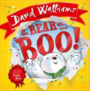 The Bear Who Went Boo! de David Walliams